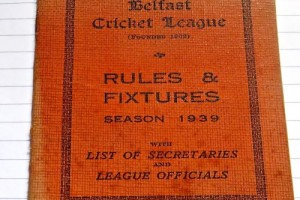 TROUBLES KILLED OFF BELFAST LEAGUE